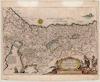 Reise der Kinder Israel aus Egypten in das Gelobte Land Canaan : Anno 1640 / Georg Walch fecit – הספרייה הלאומית