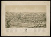 Dubourg's original view of Ancient Jerusalem A.D. 65 – הספרייה הלאומית