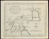 A map of the situation of the Garden of Eden, as also the Mount Ararat whereon the Ark rested;Engrav'd by T.J. Blake.