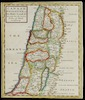 Canaan, Palestine or the Holy Land etc. divided into the twelve Tribes of Israel. H.Moll Sculp [cartographic material].