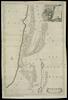 Conspectus Libani atque Antilibani Secundum observationes;Henr. Maundrelli... Broen fecit – הספרייה הלאומית
