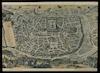 De Heylige en wytvermaerde stadt Ierusalem, eerst genaemt Salem;Genesis 14 Vers 18 /;C.J. Visscher Excud – הספרייה הלאומית