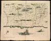 Tribuum Ephraim, Beniamin, et Dimidiae Manasse intra Iordanem partes occidentales, et partes seprentrionales Dan et Iuda