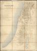 Carte de la Palestine;Par Victor Guérin, Gravé par R. Hausermann – הספרייה הלאומית