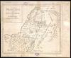 Palaestina oder das Land Israel nach der Eintheilung zu den Zeiten Christi J.O.Berndt Sculp – הספרייה הלאומית