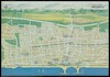 Panoramic map of Netanya