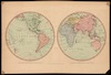 Western hemisphere, or new world;Neele sc.
