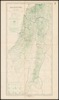 Palestine. Mean annual rainfall / Prepared by the Palestine Meteorological Service, Department of Civil Aviation. Drawn & printed by the Survey of Palestine.
