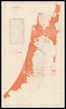 Progress of land settlement : (to 30.4.47) / Compiled and overprinted at Survey of Palestine 1947.