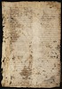 משנה תורה (ספר אהבה, הלכות ברכות, קטעים) – הספרייה הלאומית