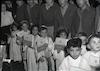 נשף חנוכה שערכו ילדי הגן העירוני בתל אביב לנכי מלחמת השחרור – הספרייה הלאומית