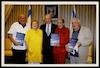 תצלום - הענקת 'ספר הקאמרי' לנשיא שמעון פרס.