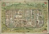Ierusalem, et suburbia eius, sicut tempore Christi floruit...descripta per Christianum Adrichom Delphum – הספרייה הלאומית