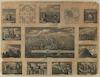 ציורי ארץ הקדושה וכל מקומות המקודשים לאח'ב'י' דורשי ציון וירושלים וכל המתאבל על חורבנה זוכה לראות בבנינה – הספרייה הלאומית