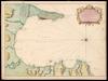 Carte de la baye de Gibraltar;Dresseé au depost des cartes de la marine... /;Par le S.Bellin – הספרייה הלאומית