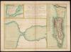 Plan Géometral De La Montagne Et De La Ville De Gibraltar;avec une Carte particuliere du Detroit de même nom... /;Par Mr. Bonne. Chalmandrier Sculp – הספרייה הלאומית