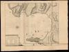 Plan de la ville et baye de Gibraltar;levé sur le lieux /;Par Renaud.