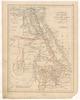 Charte vom Nil-Strome;oder Ægypten Nubien und Habesch.
