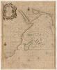 Pas-Caert van't Westelyckste Deel van Oost Indien;en de Eylanden daer onder begrepen; van c. de Bona Esperaca tot c. Comorin – הספרייה הלאומית