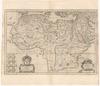 Africæ Antiquæ et quarundam Europae, Asiaeque, Adiacentium Regionum – הספרייה הלאומית