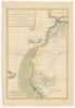 Partie Occidentale de l'ancien Continent, depuis Lisbonne jusqu'a la riviere de Sierra Leona: avec l'Isle Madere, les Isles Canaries, et cellas du C. Verd;Par M.Bonne ; Andre sculp.