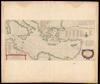 Pascaarte van't oostelÿcste deel van de Middelandtsche Zee;Nieulÿcx beschreven door Willem Janßen – הספרייה הלאומית