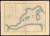 Carte de la Mer Mediterranée en trois feuilles...;Par le Sr. Grognard... ; Dheulland sculpsit ; Bourgoins le Jeune scripsit.; Bellin...