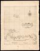 Carta particolare del mare Mediterano che comincia con il capo Gironda è Finisce con Antiochia in Soria;AF. Lucini Fece – הספרייה הלאומית