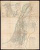 War map of Palestine – הספרייה הלאומית
