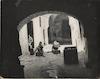 """""""Hygiene et Habitation dans la Hara-Tunis - Echope sur la rue"""". CAHJP Photo Collections -- British OSE (Œuvre de Secours aux Enfants) Society - Old Photographs 1947 - 1975 -- Tunisia."""