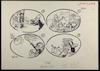 """סדר יומו של רה""""מ רבין [קריקטורה ללא כותרת] – הספרייה הלאומית"""