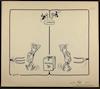 שרוליק נדחף לקלפי בחירות 81 [קריקטורה ללא כותרת] – הספרייה הלאומית