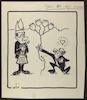 יחי פרעה ניכסס הראשון! [קריקטורה] – הספרייה הלאומית