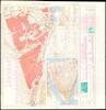"""ישראל - מפת תאום טיולים;עבד ושרטט ע""""י אגף המדידות."""