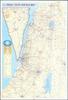 Israel youth hostels map Atir Maps א.א.טורא.