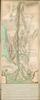 Carte Particuliere du Cours du Nil, Depuis son Embouchure jusqu'au second Cataracte dans la Nubie;Rédigée et formée d'après ... Vernon ; gravee par Marlinet.