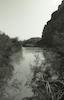 נהר הירדן בבקעת הירדן.