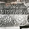 כפות תמרים בחורבות בית הכנסת העתיק בכפר נחום.