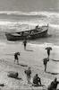 סירות דייגים בעזה.