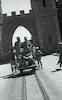 חיילים יהודים בצבא הבריטי בשייט במצרים.