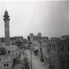 מסגד בשכונת מנשיה.