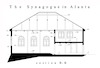 Wooden Synagogue in Alanta - Measured drawings Drawings – הספרייה הלאומית
