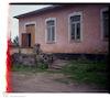Synagogue near bus station in Pishchanka – הספרייה הלאומית