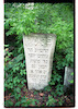 New Jewish Cemetery in Chişinău (Kishinev) Tombstone of Mordechai Yosef son of Moshe Hacohen, son-in-law of Anshel Kana – הספרייה הלאומית