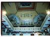 Tsori Gilad Synagogue in Lviv, interior, ceiling, photos 2006 Ceiling, west side – הספרייה הלאומית
