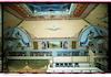 Tsori Gilad Synagogue in Lviv, interior, ceiling, photos 2006 Ceiling, south side – הספרייה הלאומית