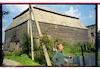 Wooden synagogue in Pakruojis - photos 2000 – הספרייה הלאומית