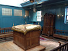 Winter prayer hall in the Esnoga (Talmud Torah Sephardi Synagogue) in Amsterdam Winter prayer hall – הספרייה הלאומית