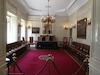 Maamad hall in the Esnoga (Talmud Torah Sephardi Synagogue) in Amsterdam Maamad hall – הספרייה הלאומית