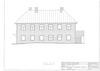 Wooden Beit Midrash in Joniškėlis - Measured drawings Drawings – הספרייה הלאומית